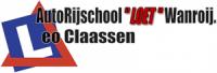 Autorijschool Loet Wanroij Logo